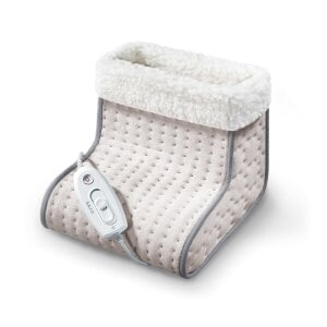 SFW 10 - Foot warmer With extremely fluffy fleece lining and 3 temperature settings