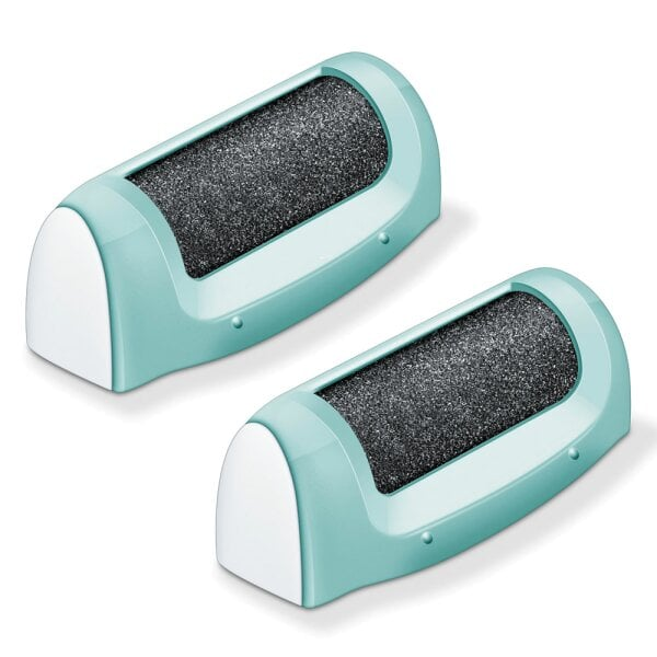 2 sandpaper attachments for the SMA 21 portable pedicure device For daily foot care