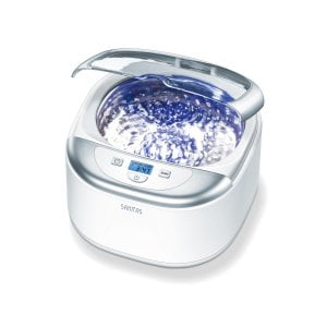 SUR 42 - Ultrasonic cleaner For cleaning jewellery, watches and glasses, for example