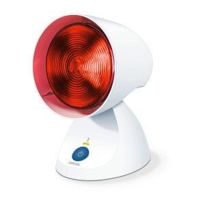 SIL 29 - Infrared lamp With automatic switch-off function