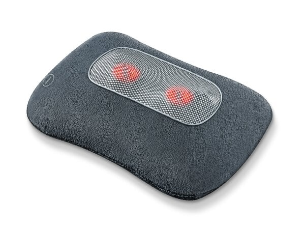 SMG 141 - Shiatsu massage cushion With 4 massage heads and heat function
