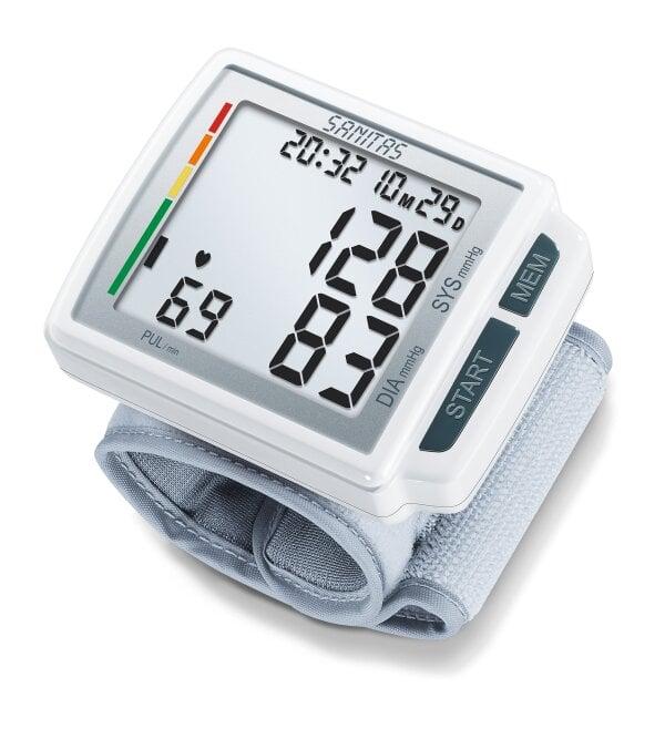 SBC 41 - Tensiomètre à poignet Avec écran extra-large