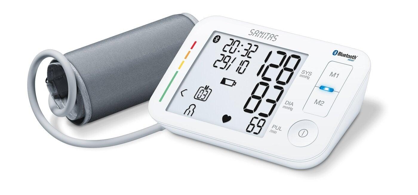 Blutdruckmessgerät App