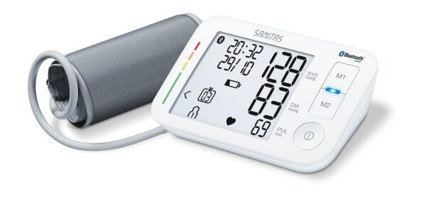 SBM 37 - Blood Pressure Monitor With app for seamlessly documenting your measured values