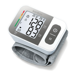 SBC 15 - Misuratore di pressione  Con 2 x 60 posizioni di memoria utente