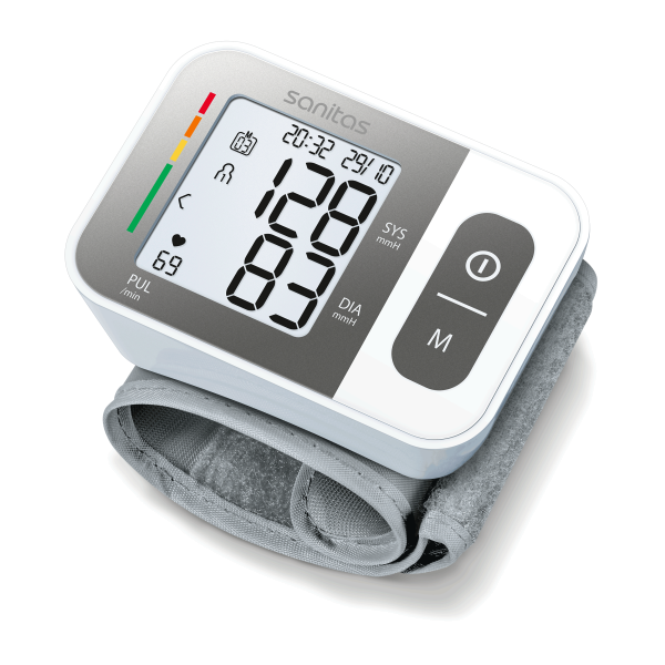 SBC 15 - Blood pressure monitor With 2 x 60 user memory spaces