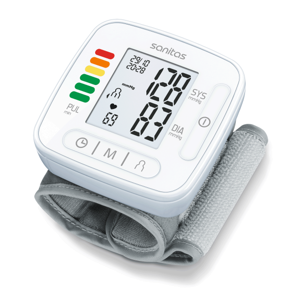 SBC 22 - Blood pressure monitor For a simple and fast measurement