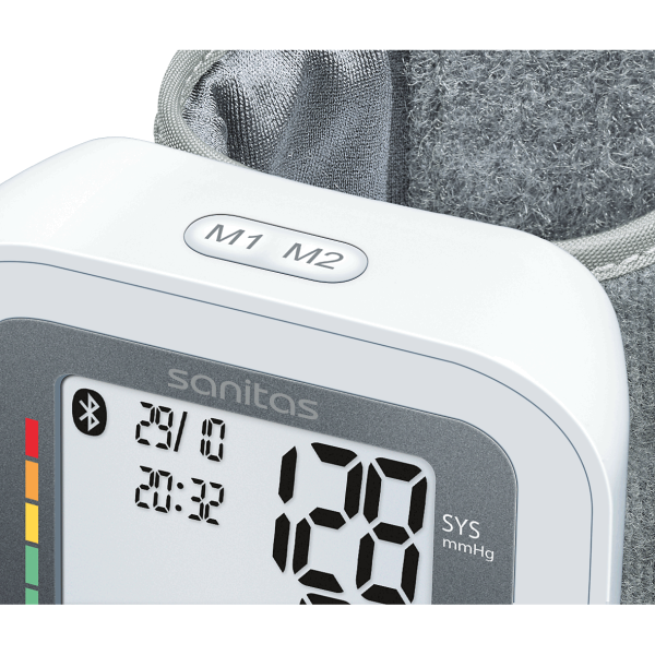 SBC 53 Bluetooth® - Blood pressure monitor With app for monitoring arterial blood pressure values
