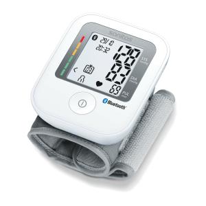 SBC 53 Bluetooth® - Misuratore di pressione  Con app per il monitoraggio dei valori di pressione arteriosa