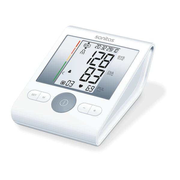 Sanitas SBM 22 - Blood Pressure Monitor With cuff position control